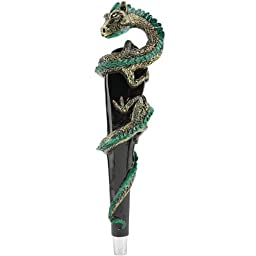Dragon Draft Beer Tap Handle