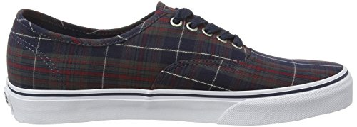 Blues Vans Vans Dress Authentic Authentic Plaid Xcgqw7BUU6