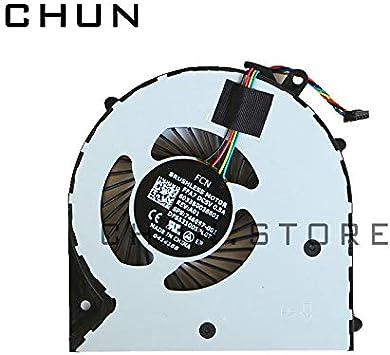FCQLR Nuevo CPU Ventilador compatibles para HP 340G1 340G2 350G1 350 G1 350G2 CPU enfriamiento Ventilador 746657-001: Amazon.es: Electrónica