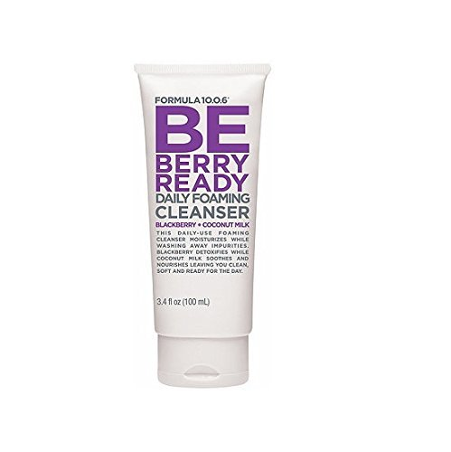 Formula 10.0.6 Be Berry Ready Daily Foaming Cleanser 100 ml (3.4 fl oz)