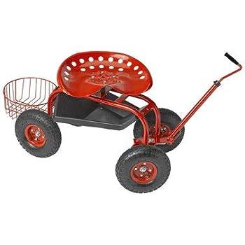 Amazon.com : Gardener's Supply Company Deluxe Tractor