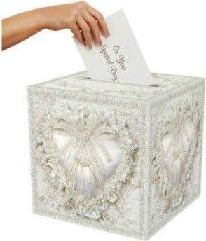 Boda Tarjeta Caja Accesorio de Fiesta soporte de dinero regalo ...