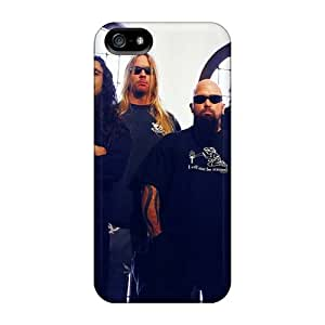 TimeaJoyce Iphone 5/5s Protector Hard Phone Cover Unique Design Realistic Korn Band Series [PbX16724hzbN]
