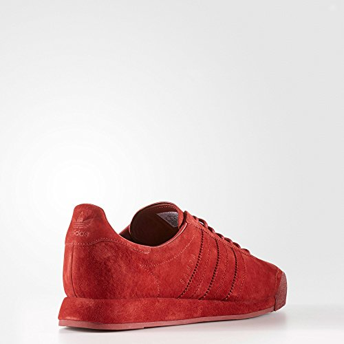 adidas Men's Samoa Vintage Pigskin Suede Mystery Red B39016 Shoe cheap shop for GV7Ku96PLa