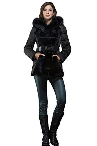 guy-laroche-womens-hooded-black-rex-rabbit-and-fox-fur-down-jacket