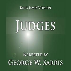 The Holy Bible - KJV: Judges Audiobook