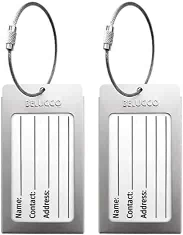 2e9ec9a0aa67 Shopping 1 Star & Up - Silvers - Luggage Tags & Handle Wraps ...
