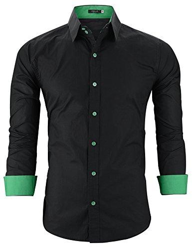 Iron Button Up Shirt - 8