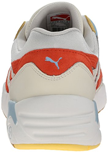 White Women's R698 Snapdragon Puma Whisper Coastal Sneaker HXCFBWnx