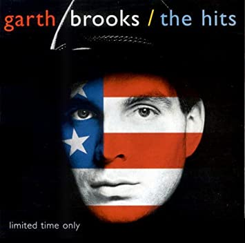 Image result for garth brooks the hits