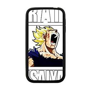 Cartoon Train Insaiyan Cell Phone Case for Samsung Galaxy S4 by runtopwell