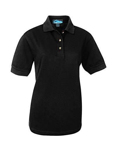 Women's Short Sleeve Pique Golf Shirt