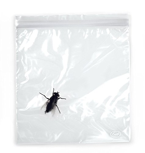 HomeSource LBUG6A3.9 Lunch BUGS Sandwich Bags with A Surp...