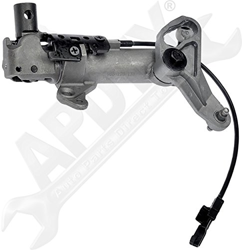 steering column shift mechanism - 6