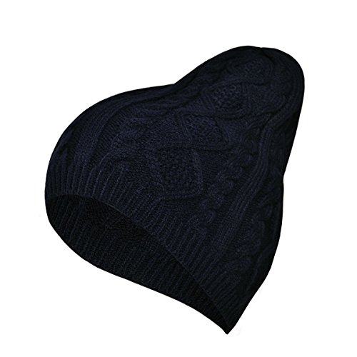 Zealmer Chunky Stretch Cable Beanie