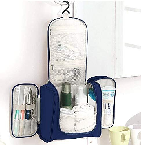 41GQIinHyXL EAYIRA Fabric Toiletry Bag (Navy Blue_TSB-7_10)