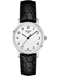Tissot Womens Everytime Small - T1092101603200 Silver/Black One Size