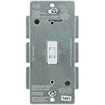 GE Z-Wave Plus Wireless Smart Lighting Control Smart Toggle Switch, On/Off, In-Wall, White, Works with Amazon Alexa (Hub Required), 14292
