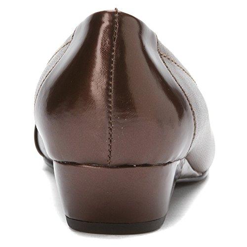Women's Pearl Silver Mark heels Kid Bean Bronze N Kid 9 Classics Lemp XAFAwxqWBE