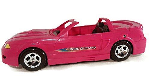 Car Shopping App >> Starletz Glam Pink Free Wheeling Convertible Licensed Ford ...