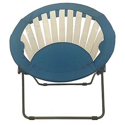 Etonnant Impact Canopy 460030006 VC Sunrise Bungee Chair Round Folding, Navy Blue