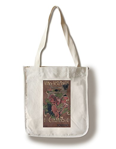 vino-vermouth-cinzano-vintage-poster-artist-hohenstein-italy-100-cotton-tote-bag-reusable-gussets-ma