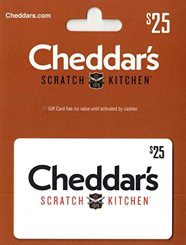 Cheddar's Scratch Kitchen Gift Card