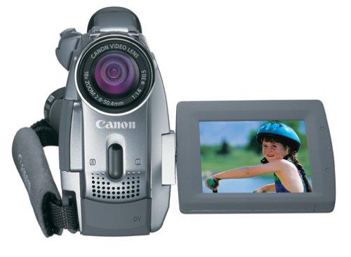 amazon com canon zr80 minidv camcorder w 18x optical zoom rh amazon com Canon Vixia Canon ZR80 MiniDV Camcorder