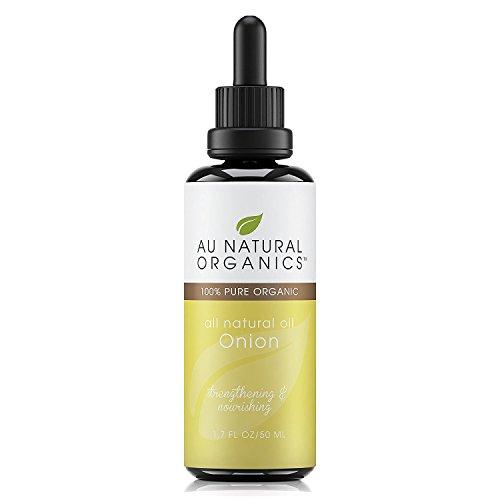 Au Natural Organics Onion Seed Oil 1.7 Oz | 50 Ml - 50ml/1.7oz Oil