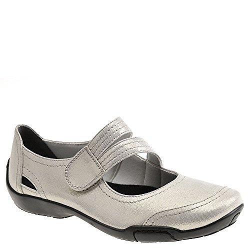 Ros Hommerson Chelsea Women's Slip On 8.5 C/D US Silver
