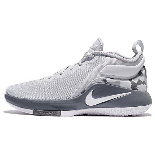 報酬ブレースロシア(ナイキ) レブロン ウィットネス II EP メンズ バスケットボール シューズ Nike Lebron Witness II EP AA3820-002 [並行輸入品]