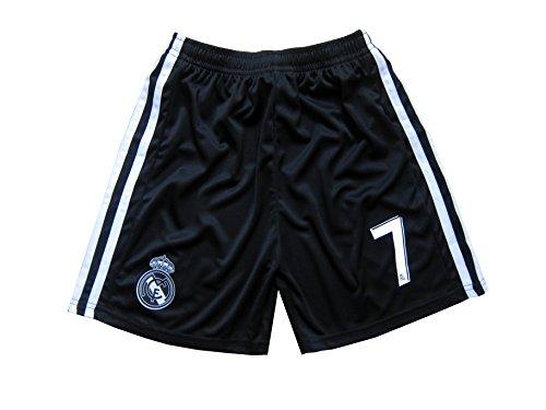 ef096cd17 GamesDur Real Madrid RONALDO  7 Black Dragon Soccer Kids Jersey   Short    Sock   Soccer ...