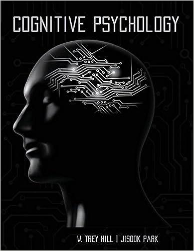 Amazon cognitive psychology 9781465290885 park jisook hill cognitive psychology 1st edition fandeluxe Image collections