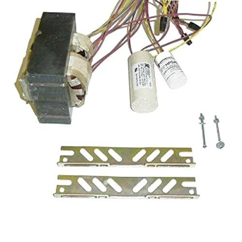 UNIVERSAL LIGHTING TECHNOLOGIES High Pressure Sodium Ballast Kit, 1 X 250 Watt, 5 Tap-2481098