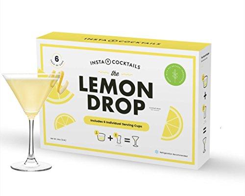 Insta-Cocktails The Lemondrop Cocktail Mixer, makes 6 drinks, 24 fluid ounces