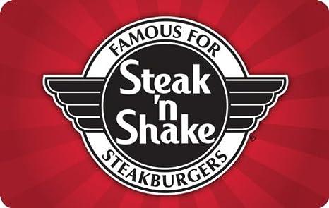 photo regarding Steak N Shake Printable Coupons called Steak N Shake Reward Card