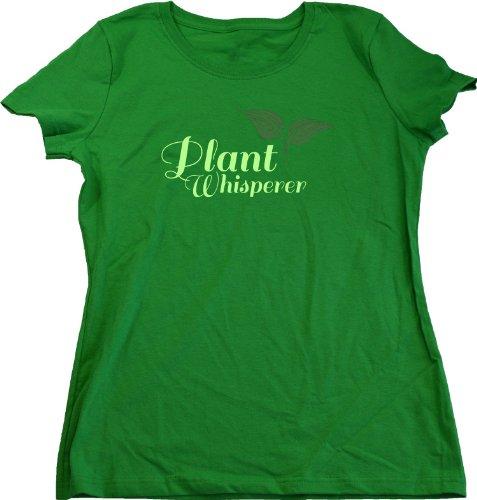 Ann Arbor T-Shirt Co. Women's Plant Whisperer Cut T-Shirt
