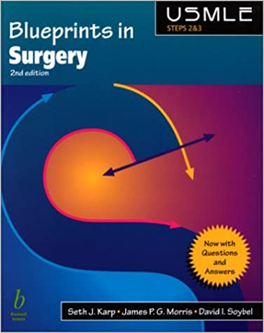 Book Blueprints in Surgery