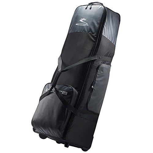 Cobra ROLLING CLUB BAG (Black, One Size) by Cobra