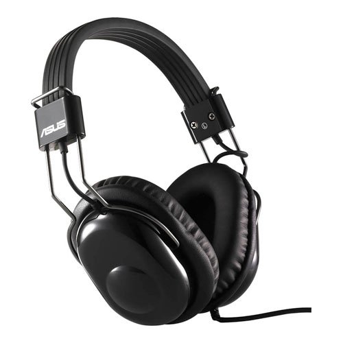 ASUS HP-100U/BLK Dolby Headphone Set - Black