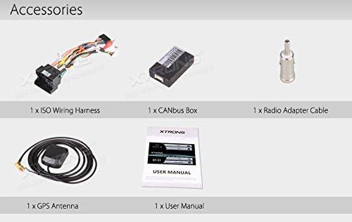 "Amazon.com: XTRONS Silver 7"" HD Touch Screen Car Stereo DVD ..."