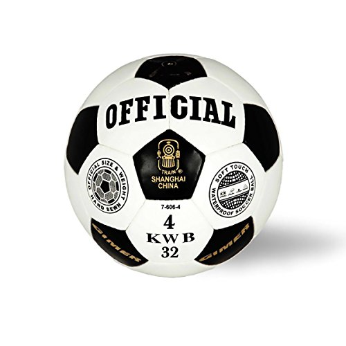 fan products of GIMER 7/606/4 BALL SOCCER BALL SIZE WEIGHT Ranked # 4 OFFICIAL SPORT TRAIN