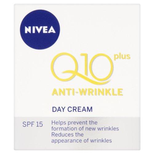 Nivea Visage Q10 Plus Crème de Jour Anti-Rides (50ml)