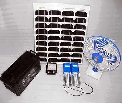 Global Solar Energy Solar Home Lighting