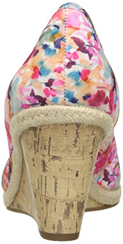 LifeStride Multi Pump Listed Women's Wedge Pink UqOCRUfw