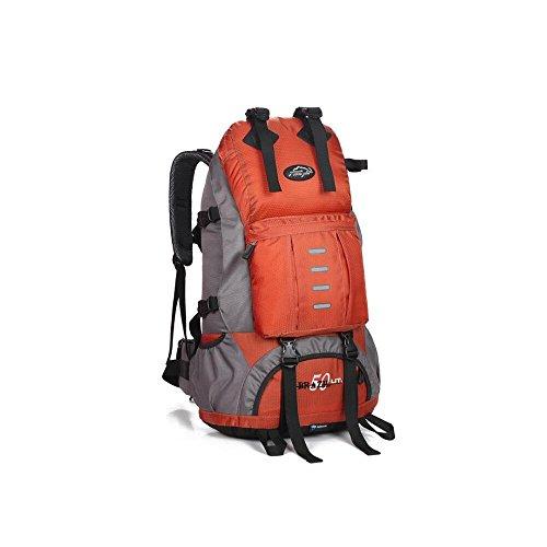HTRPF Fashion Sport Rucksack Outdoor Bergsteigen Tasche Männer und Frauen Universal Reise Schultertasche