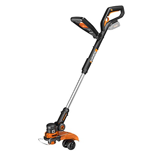 WORX WG160.9 20V Cordless Lithium Grass Trimmer/Edger and Mini Mower TOOL ONLY