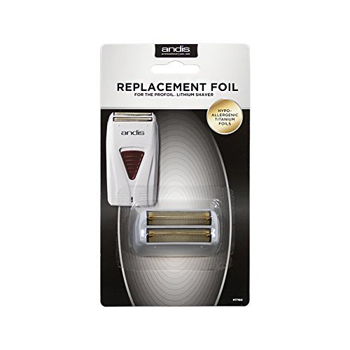 Price comparison product image Andis Replacement Foil For The Profoil & Lithium Shaver 17160