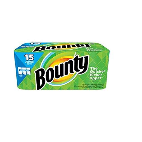Bounty Select-A-Size Paper Towels 15 Jumbo Rolls ()