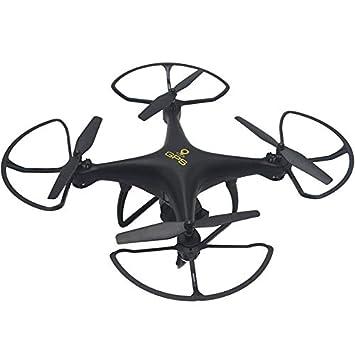 ACAMPTAR Dual GPS FPV 2.4G 4Ch RC Quadcopter Dron con Sígueme 720P ...
